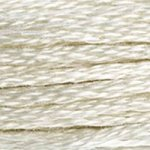 Colour 822 of DMC cross stitch floss which is Beige Gray Light