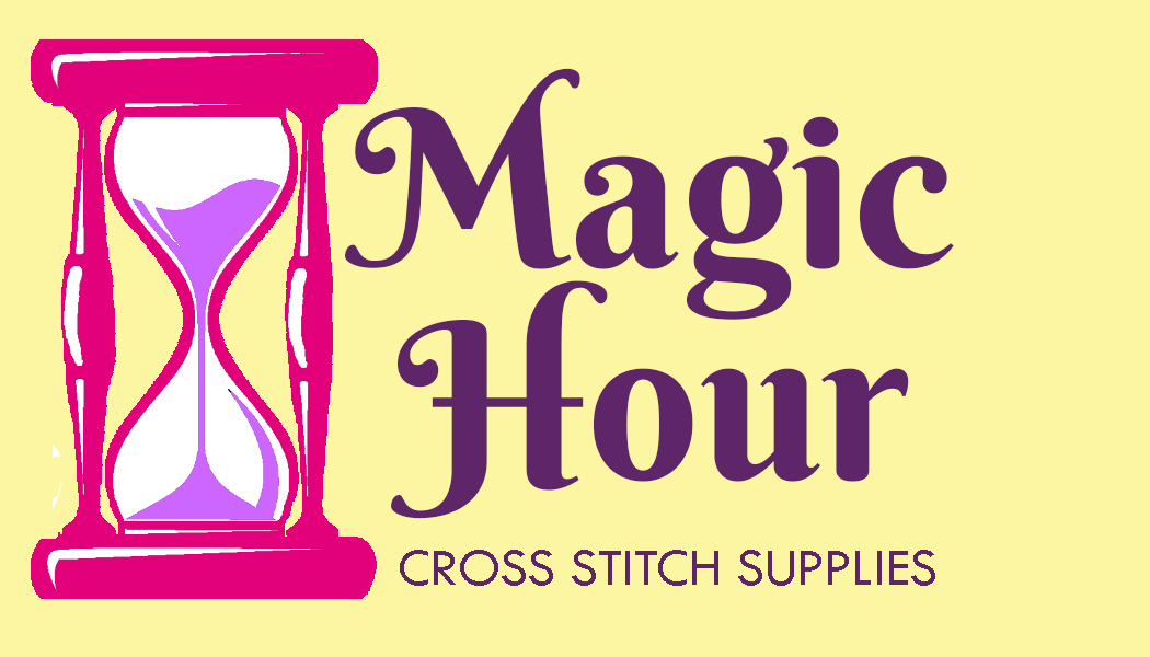 Magic Hour Cross Stitch Supplies