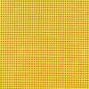 A closeup of Cream coloured perforated paper for cross stitch. It is a buttery yellow.