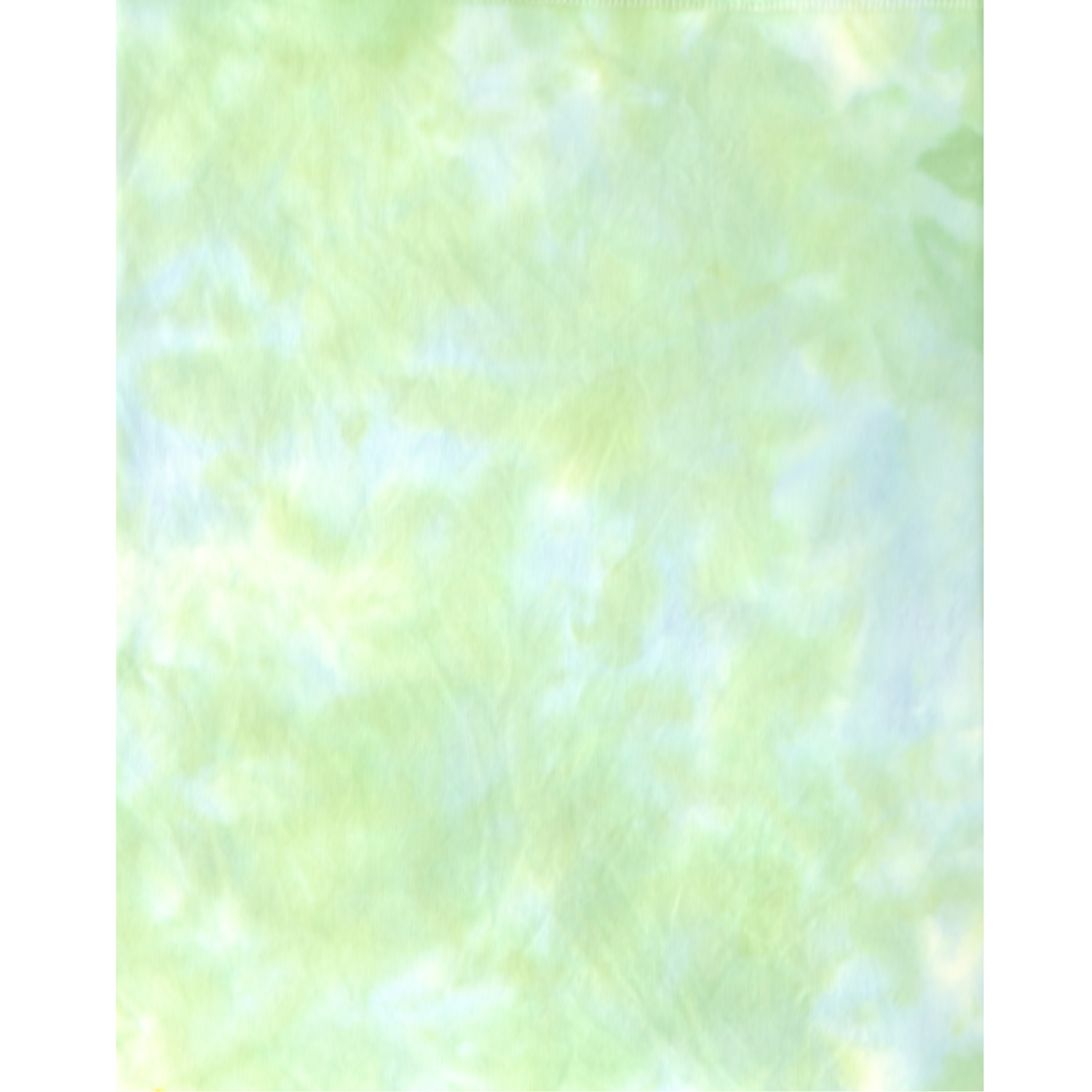 Hand-dyed Cross Stitch Fabric 28 count Monaco in Green and Blue #333